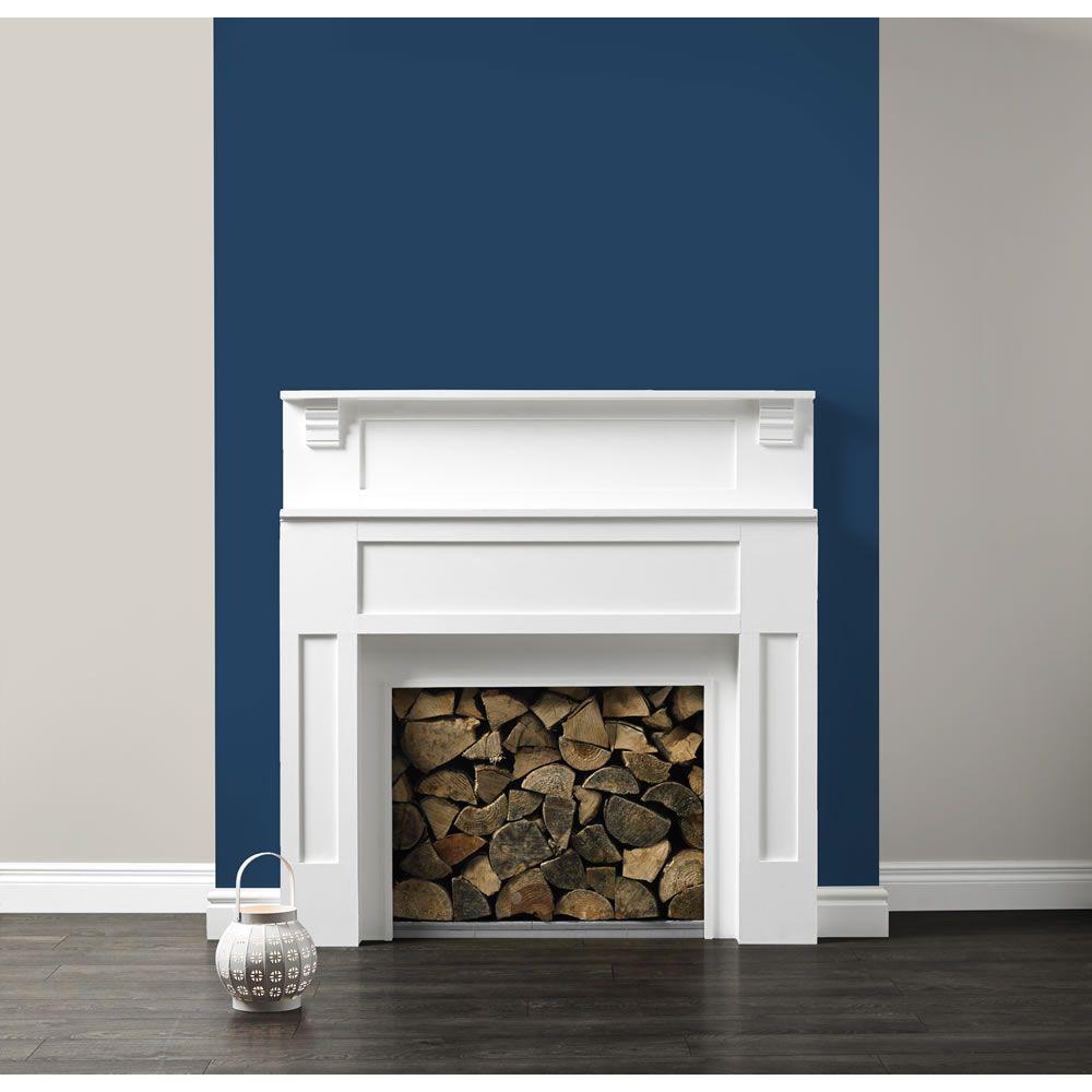 Dulux Sapphire Salute Google Search Living Room Paint Decor Blue Living Room