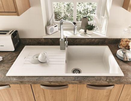 kitchens modern kitchen sinks single bowl sink sink on kitchen sink id=84215