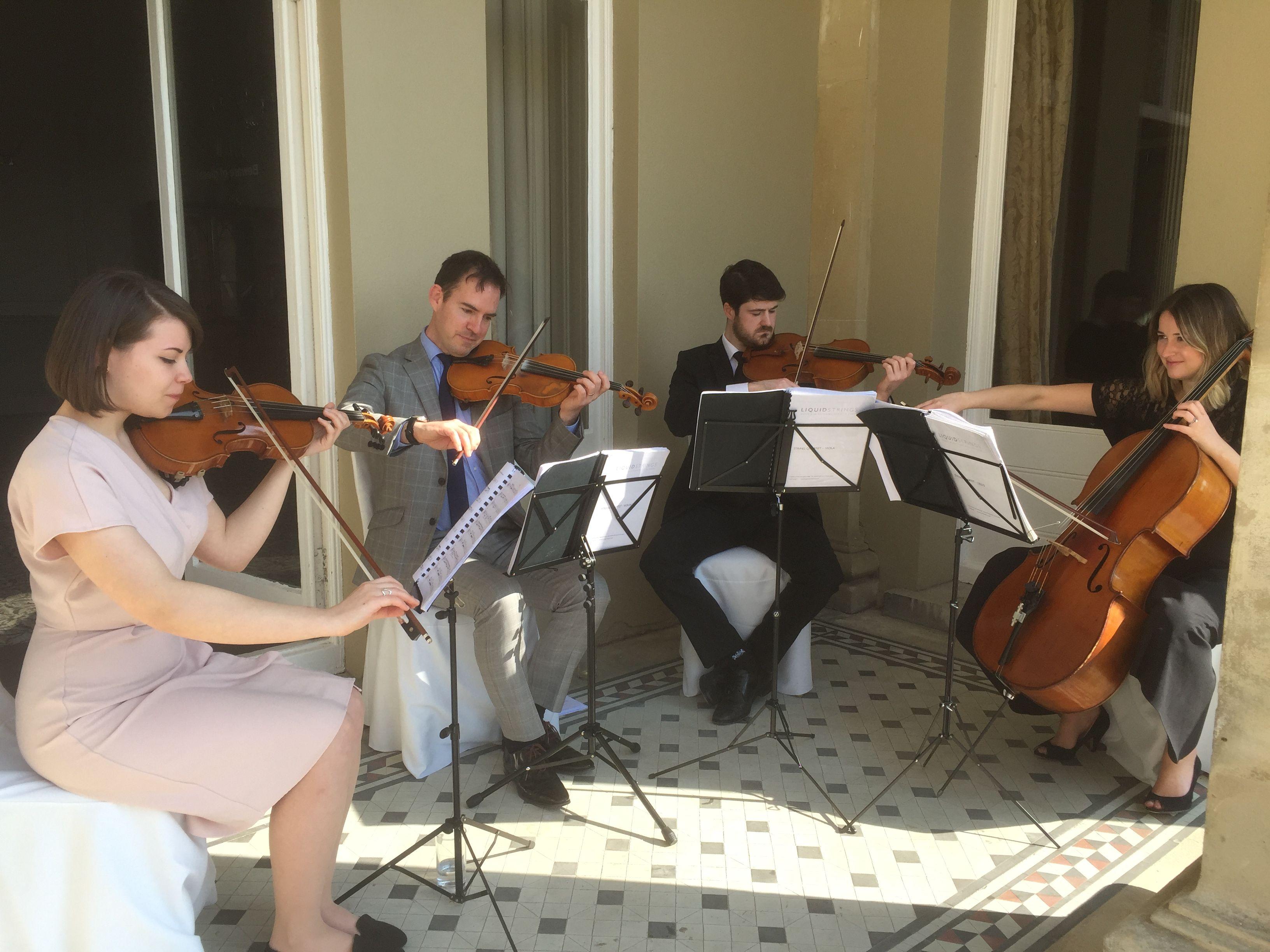 Pin on Wedding String Quartet & Trios in London