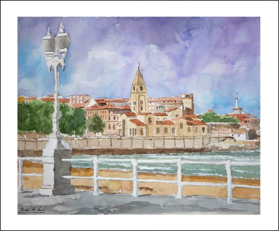 Imagen de - Pintores en asturias ...