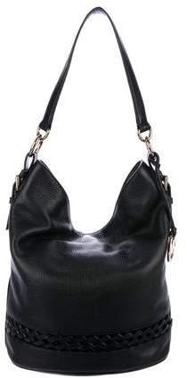 bc97bc944d28 MICHAEL Michael Kors Grained Leather Bucket Bag