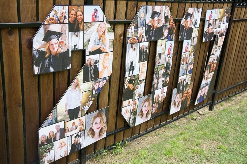 Picture perfect graduation party decorations to celebrate your graduate in the b…