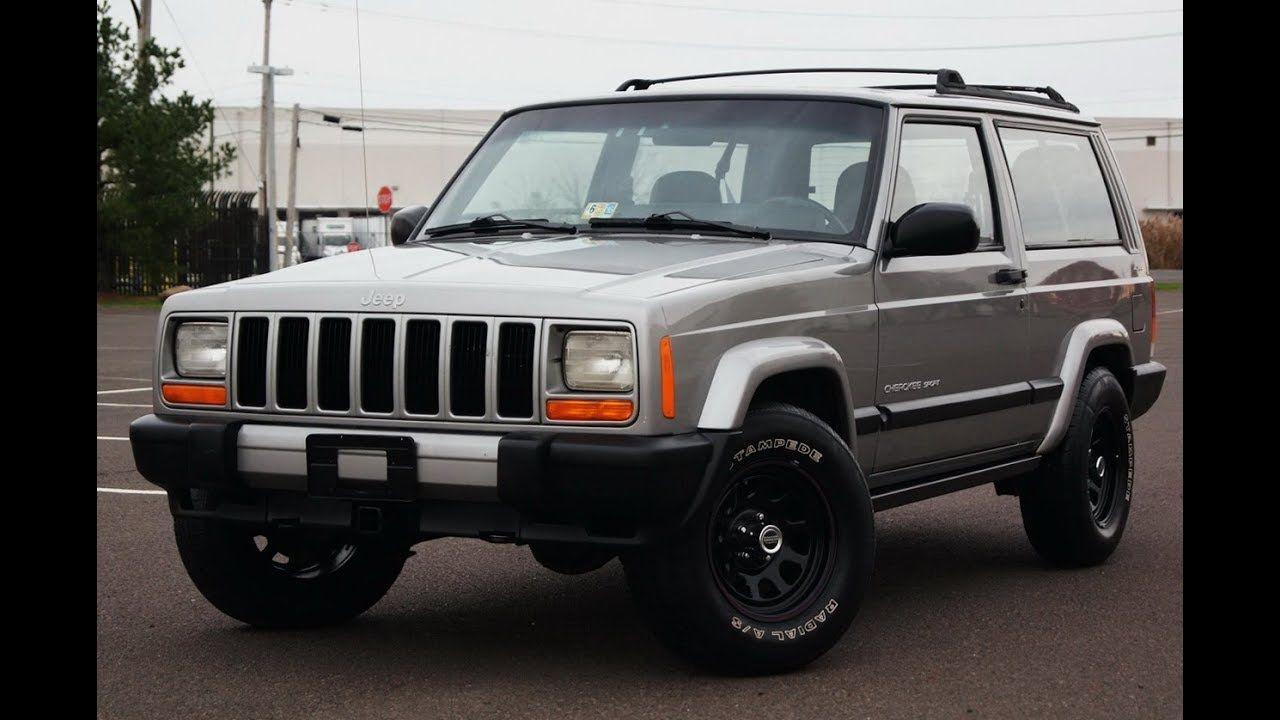 2000 Jeep Cherokee 2 Door 5Speed Manual (Dengan gambar)