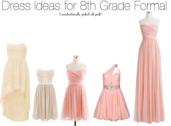 middle school 8th grade semi formal dresses