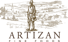 New Artizan Fine Foods logo (circa 2016)
