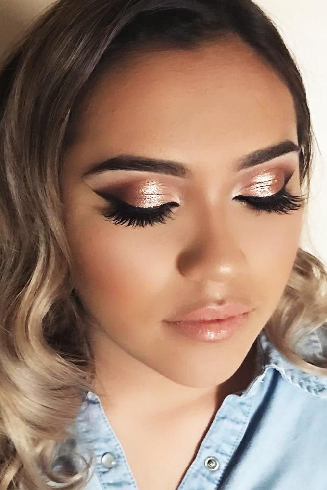 Awesome Homecoming Makeup Ideas See More Http Glaminati Com