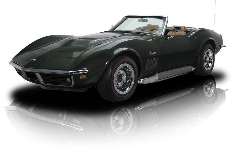 1969 Chevrolet Corvette Stingray As The Value Of Third