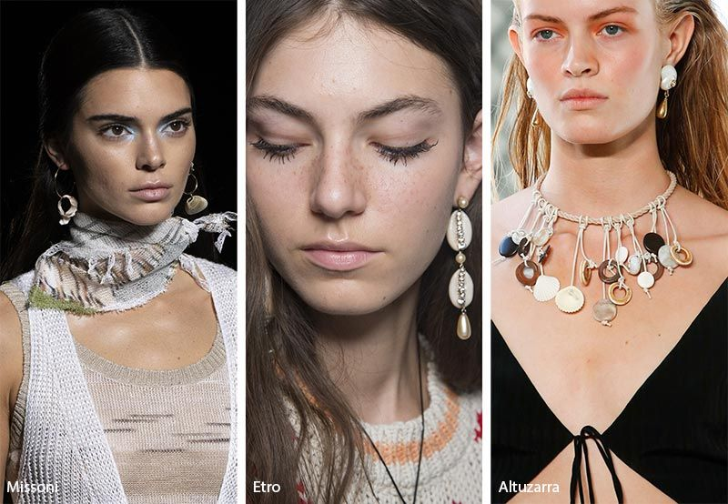 Spring/ Summer 2019 Accessory Trends | Necklace | Spring