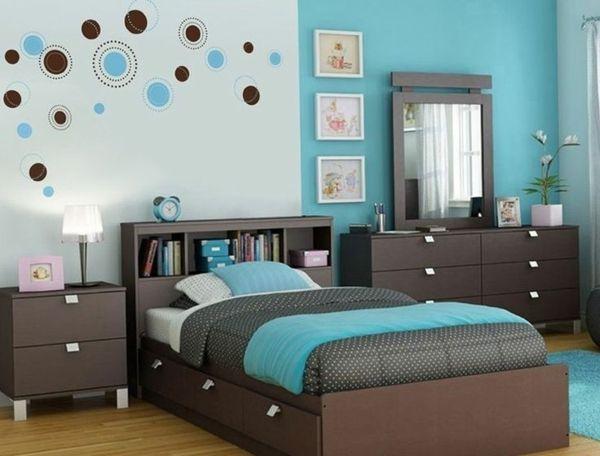 Schlafzimmer Farbideen für eine stimmungsvolle Atmosphäre | Toddler ...