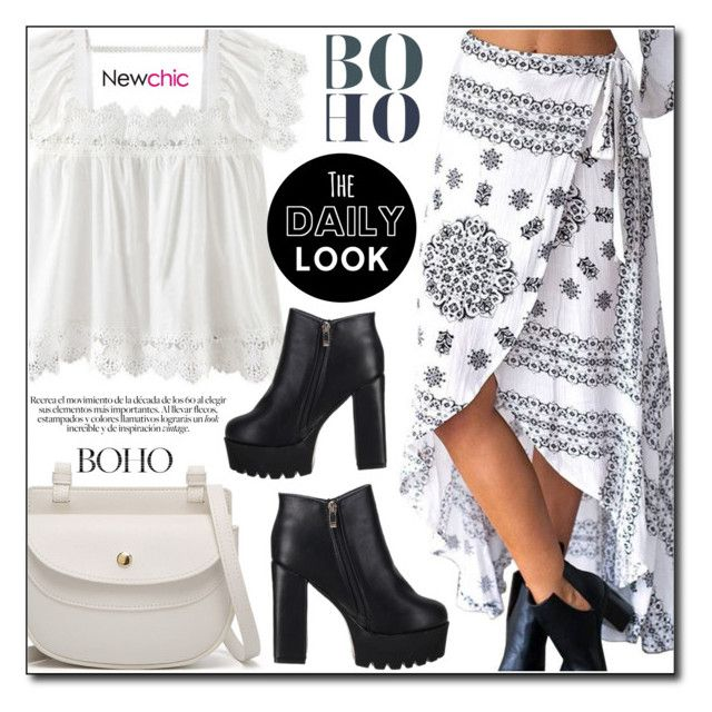 NewChic  6 by adnaaaa on Polyvore featuring moda