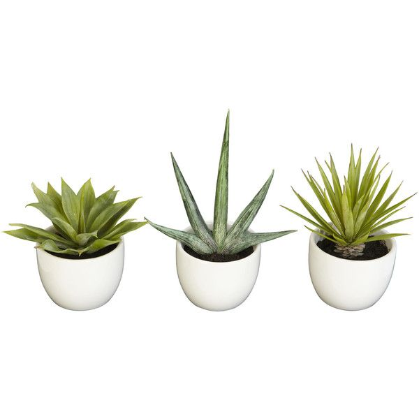 Nearly Natural Southwest Collection Set Of 3 40 Liked On