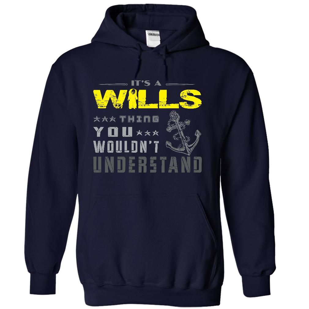 If your name is WILLS then this is just for you