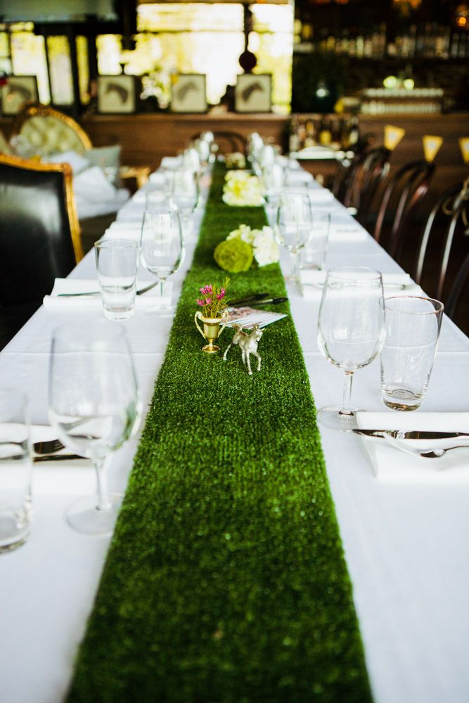 Melbourne cup table styling and decorations tablescapes for Cup decorating ideas