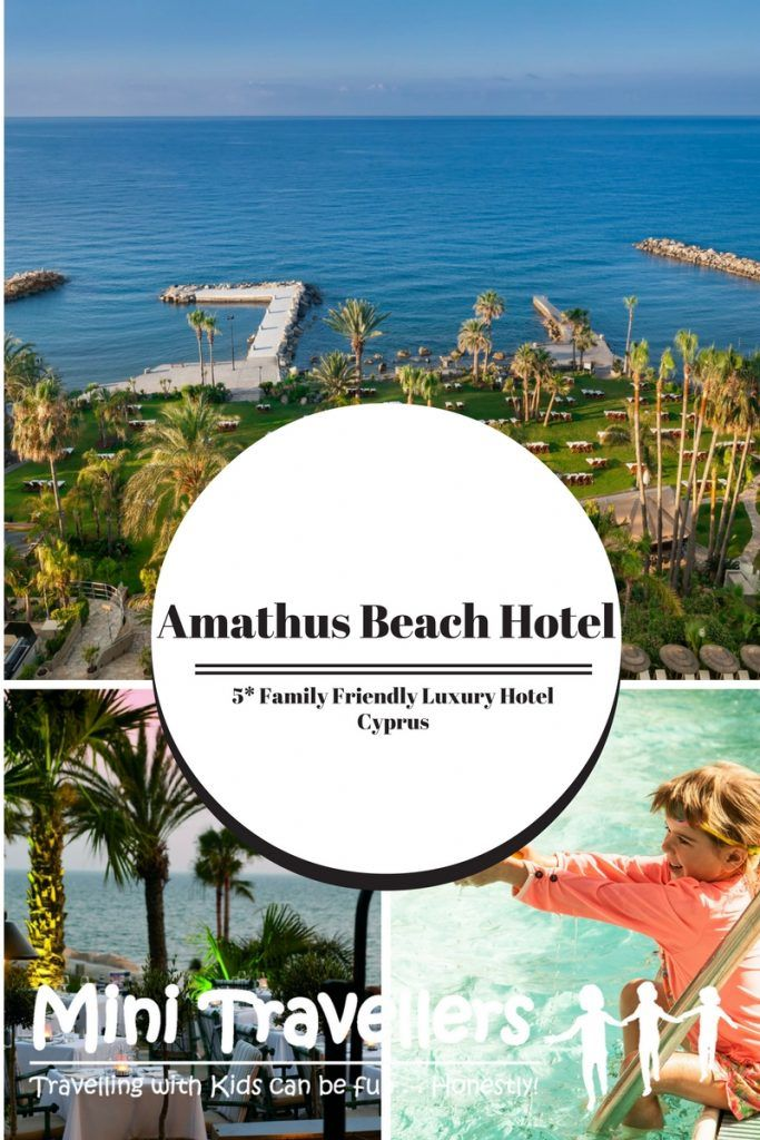 Amathus Beach Hotel Limassol For A Family Holiday Beach Hotels