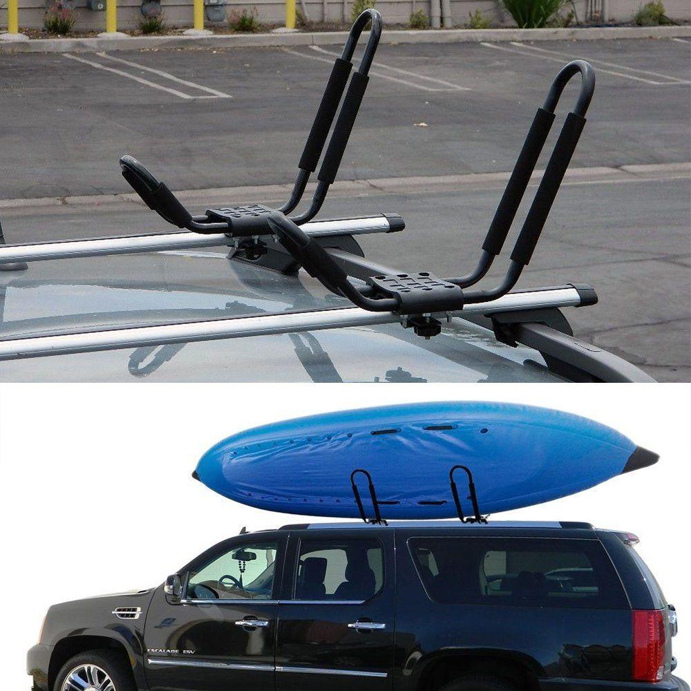 canoeing LEAGUE&CO JBar 2 Pairs Universal Kayak Canoe