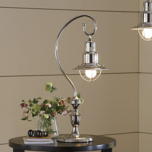 Love this style, though I'd prefer a vintage bronze finish or something...maybe pewter