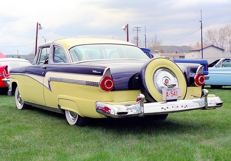 1956 Meteor Rideau Crown Victoria