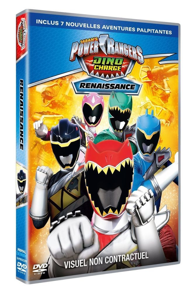 Power rangers dino charge vol 2 renaissance dvd dvd dessins animes en 2019 power - Dessin power rangers dino charge ...