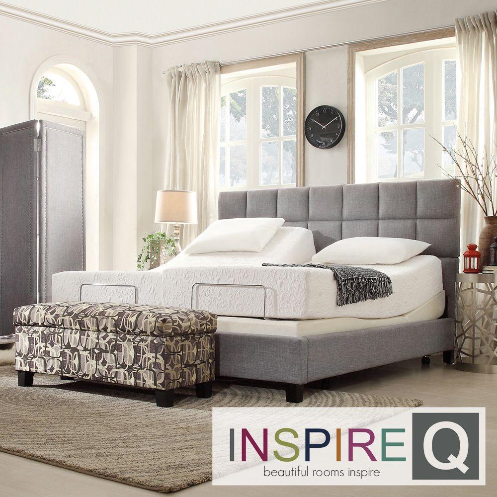 Best Toddz Classic Electric Adjustable Split King Size Bed Base 640 x 480