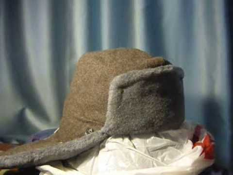 Here Is A Video On How To Stretch An Ushanka Hat A Size Or Two Up Without Any Damage And With Tools Available At Any Household Hats Ushanka Trapper Hats