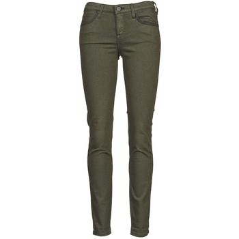 These Lee slim jeans will go great with your favourite outfits. The fitted cut will nicely show off your silhouette. To really show off your legs, wear them with wedges! - Colour : KAKI - Clothing Women £ 79.04