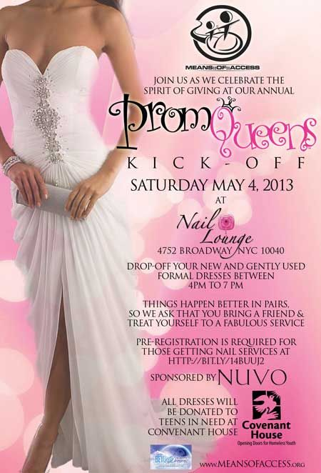 Events Prom Queensprom Queens Is Collecting New And Gently Used