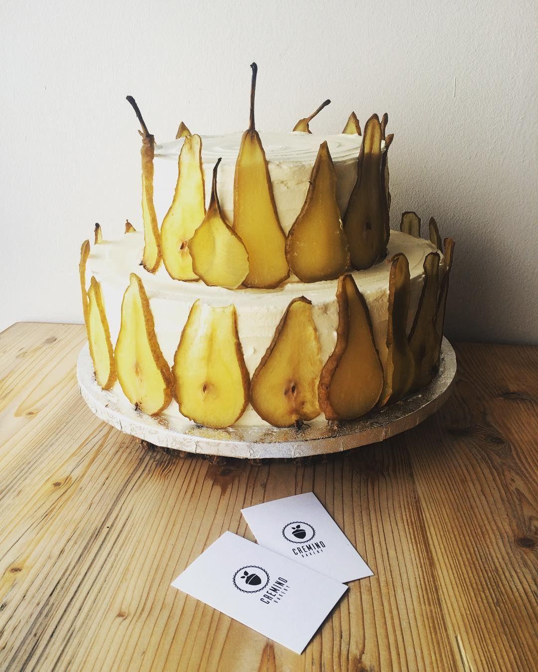 Cremino wedding cakes