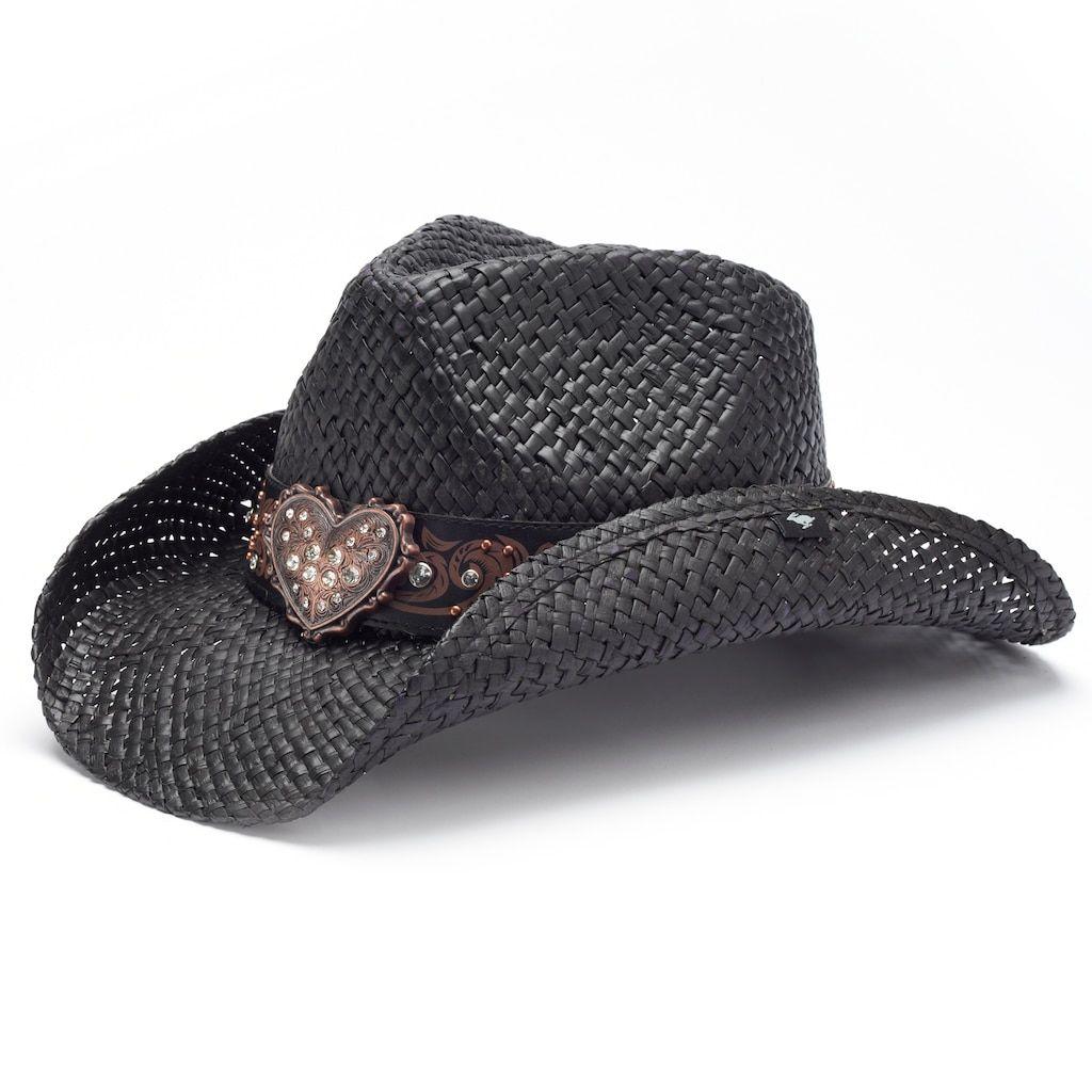 Peter Grimm Flint Rhinestone Cowboy Hat Kohls Cowboy Hats Cowboy Cowgirl Hats