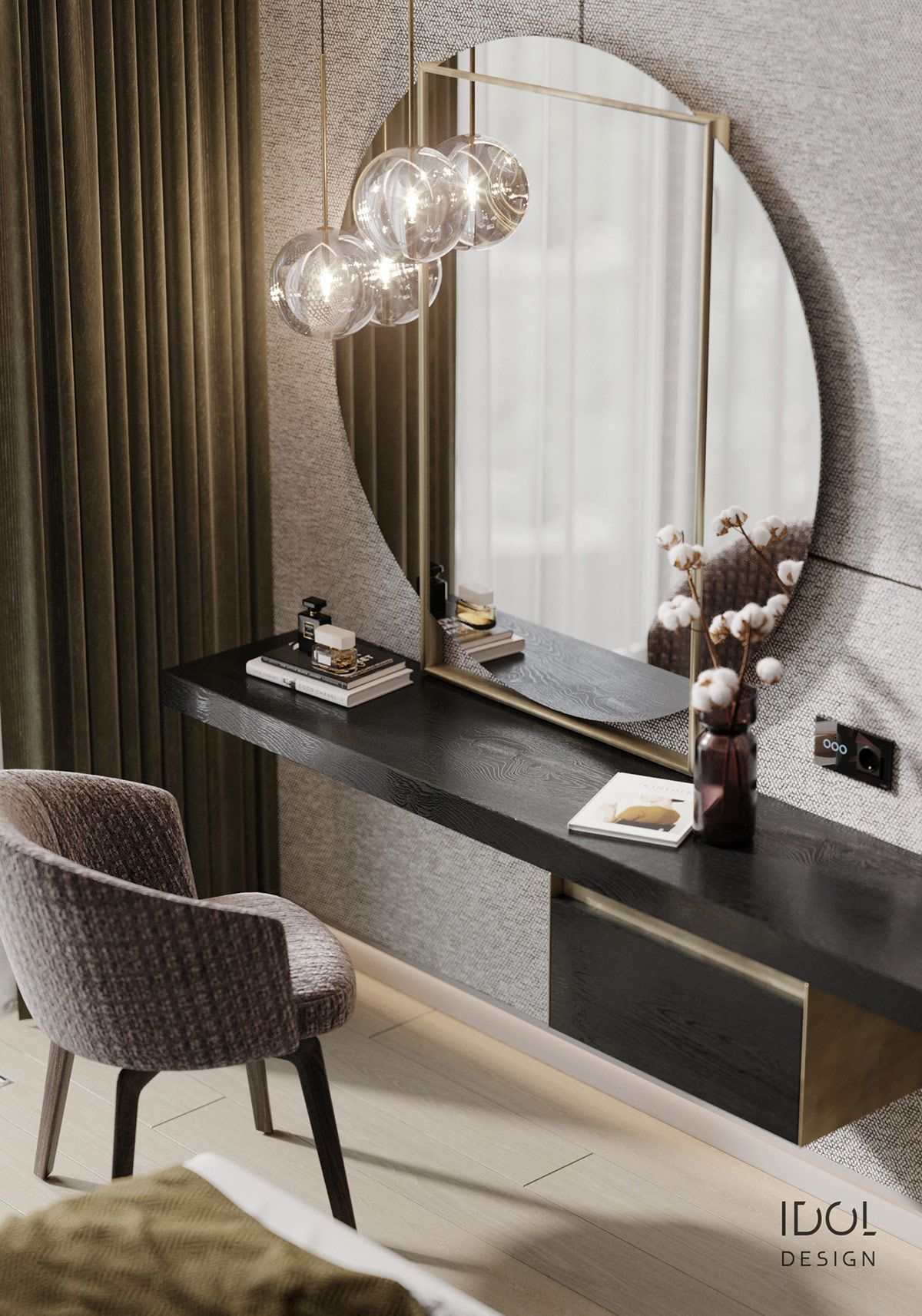 Home Designing Luxury Modern Living In Grey And Gold Contemporary Designers Furniture Da Vinci Lif In 2020 Bedroom Interior Contemporary Furniture Design Interior