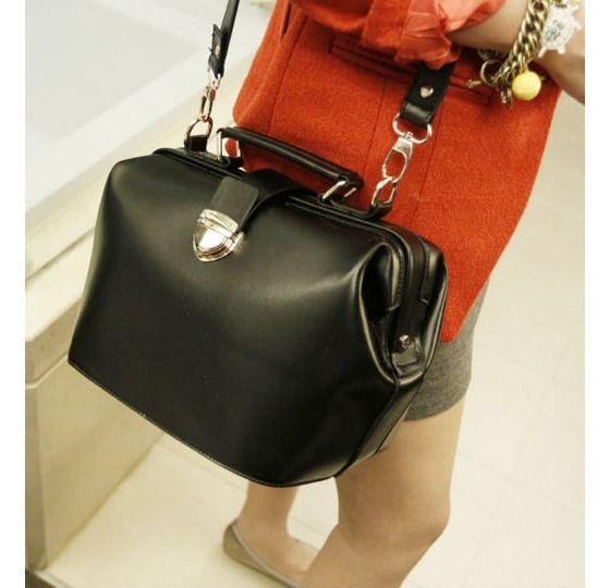 LONA Handbag (black) - Restocked $46.00