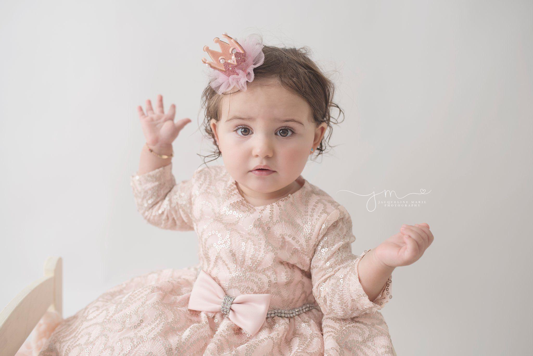 Baby Photographer Columbus Ohio Birthday cake smash Cake smash