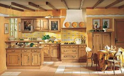 Cocinas r sticas inspiraci n de antiguas casas cocinas - Cocinas antiguas rusticas ...