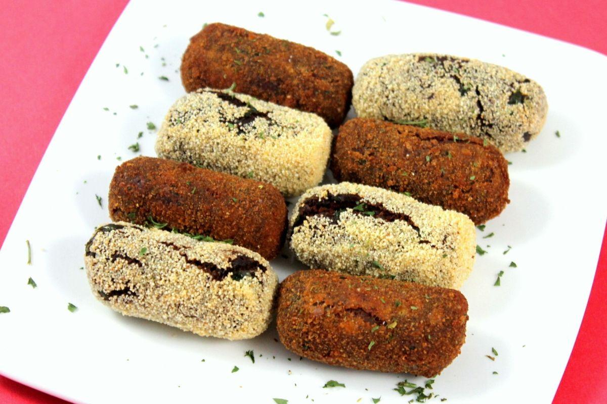 Goan Beef Croquettes Recipe Beef Croquettes Recipe Croquettes Food