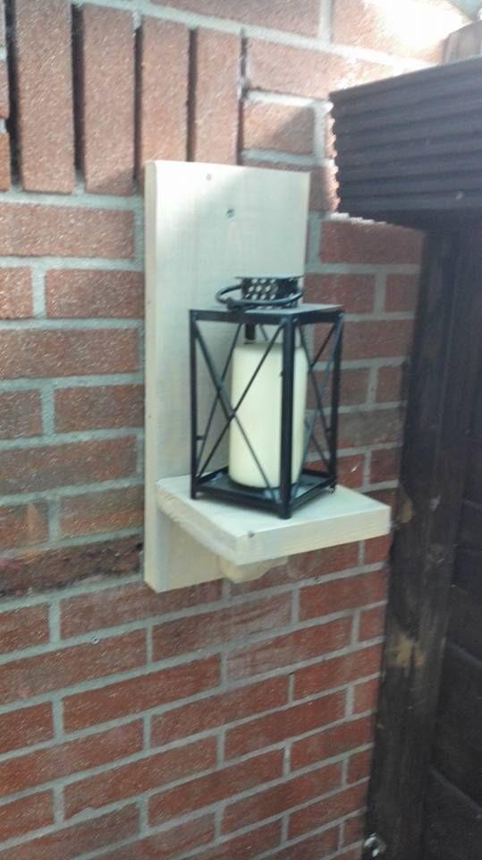 kaarsen lamp