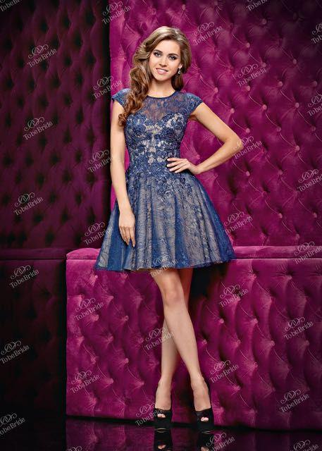 шифоновое платье бирюза