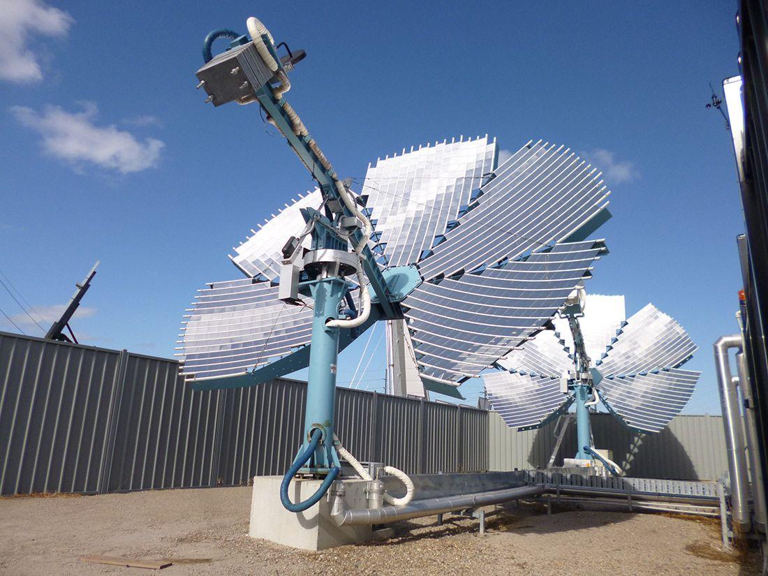 solar thermal power generation system pdf