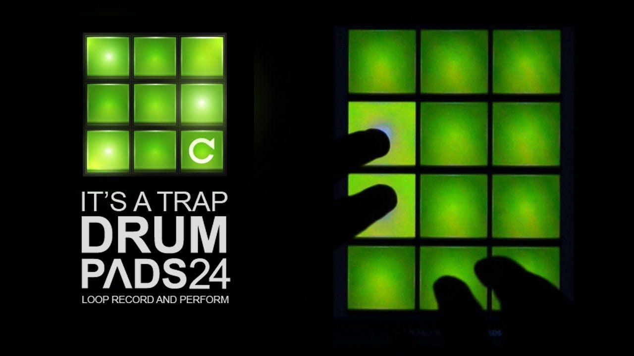 ноты для drum pads 24