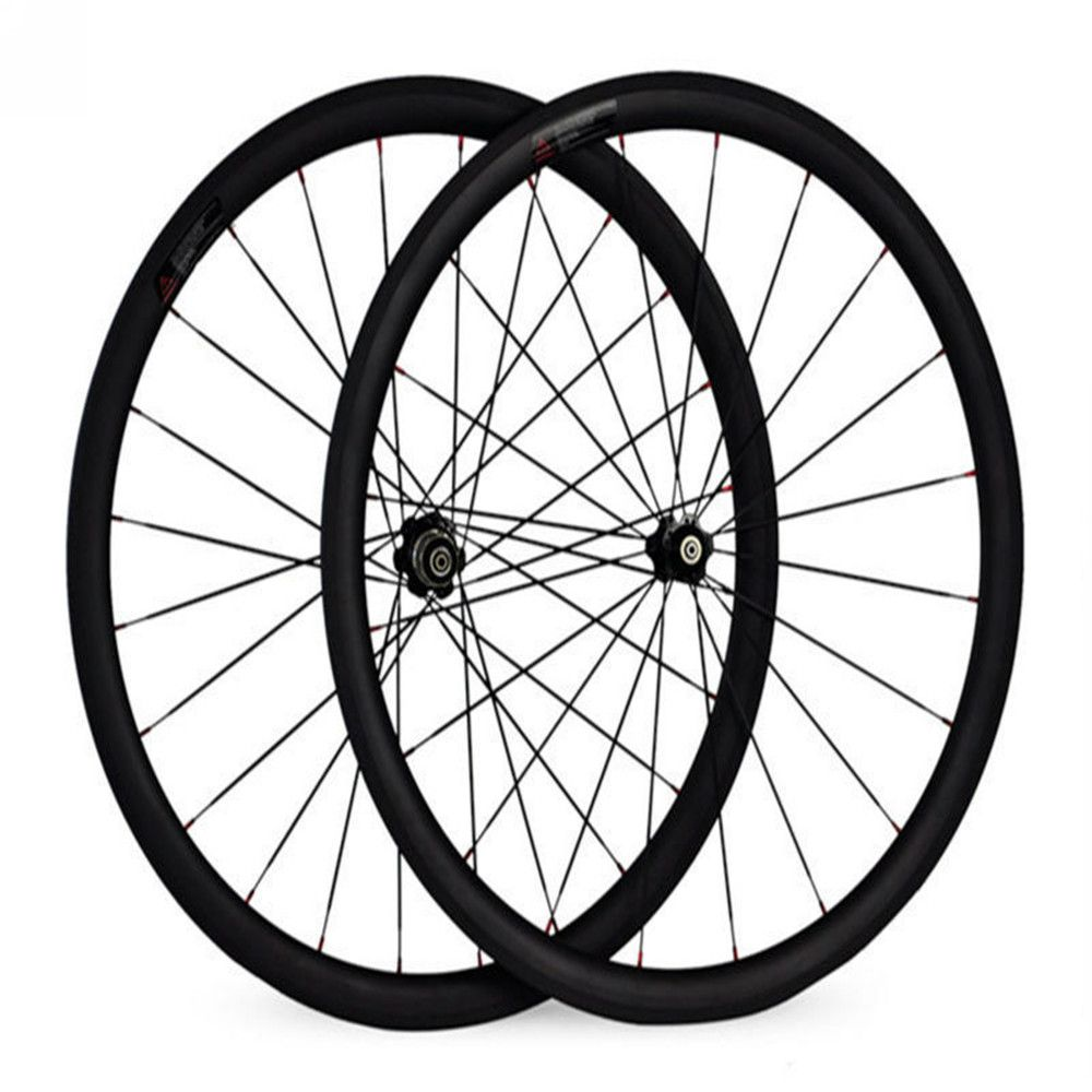 Bola 650c 38 50mm Deep Carbon Bike Wheel Road Bicycle Bikes