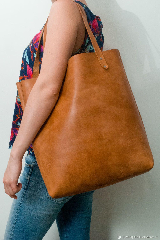0dd2b5fabfaa Женские сумки ручной работы. Ярмарка Мастеров - ручная работа. Купить Сумка  шоппер, натуральная кожа нубук