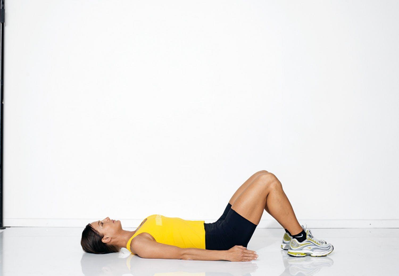 träna bäckenbotten gym