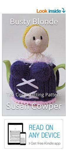 Busty Blonde Tea Cosy Knitting Pattern Kindle Edition Httpswww