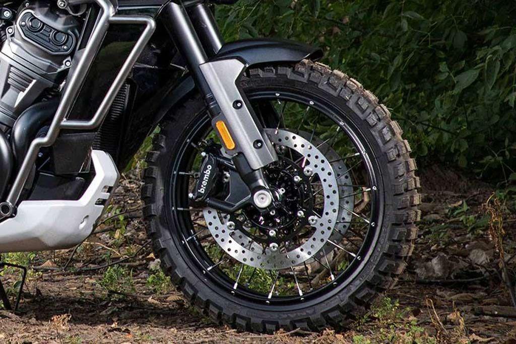 Harley Davidson Pan America 1250 Adventure Motorcycle