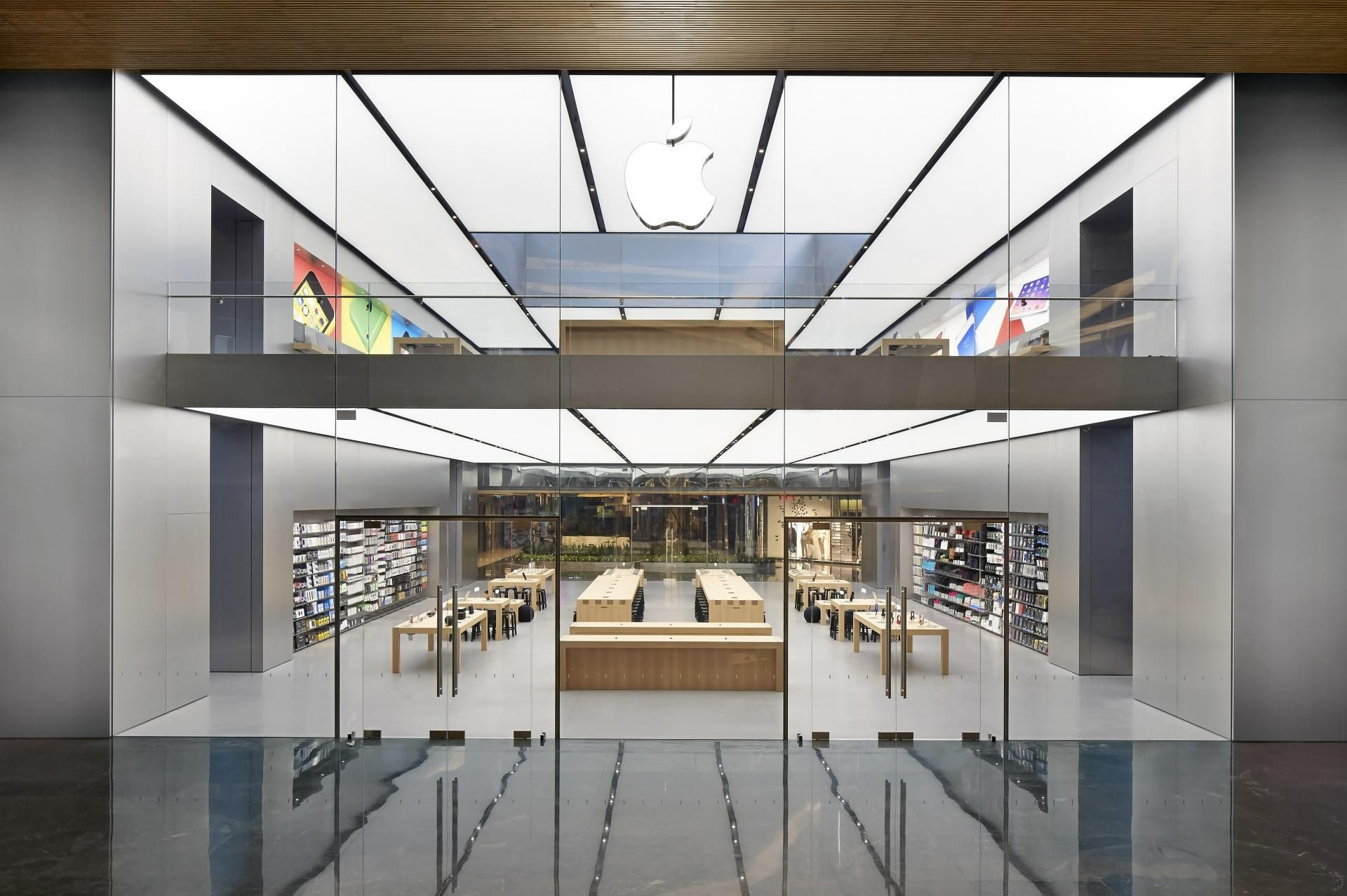 Apple Store Zorlu Center Istanbul | Retail | Lantern image