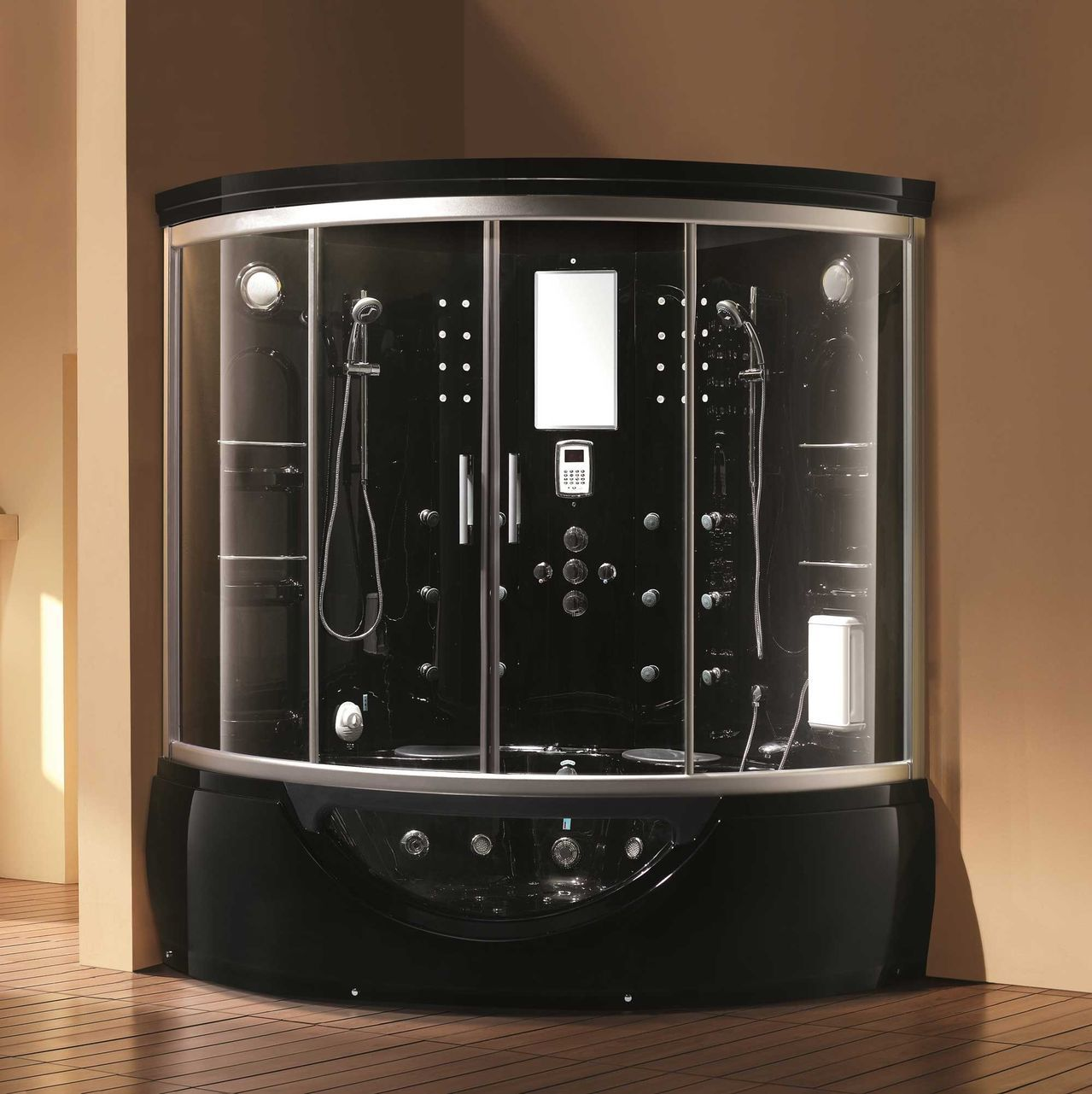 Divine Renovations Steam Showers #Contained #Steam #Shower #Unit ...
