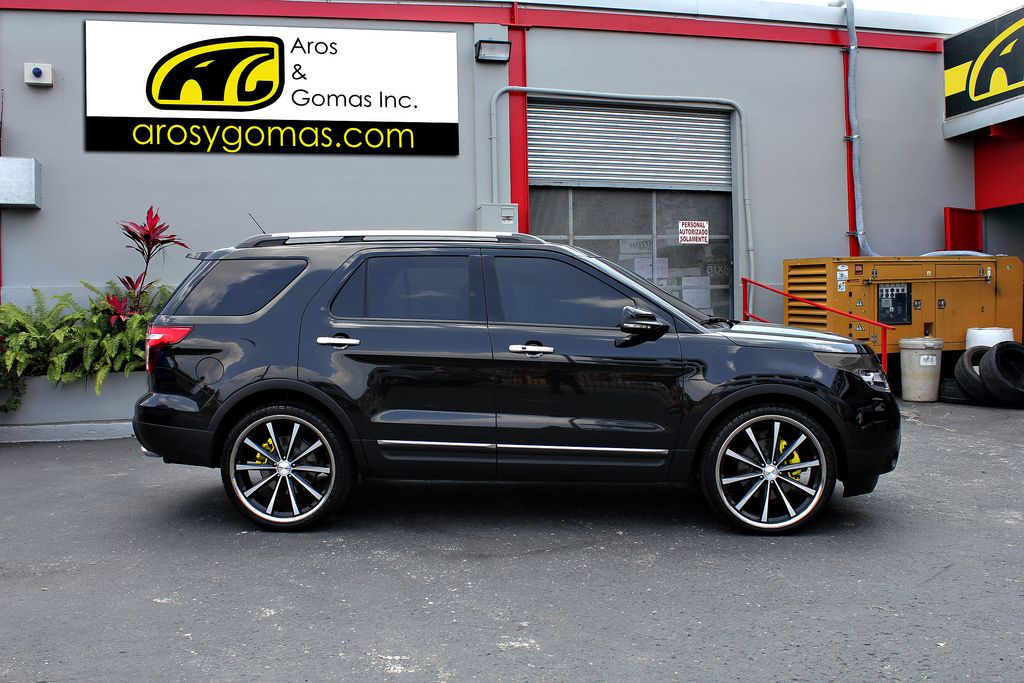 2014 ford explorer 24 rims quick spin 2013 ford explorer limited 2014 ford explorer 24 rims quick spin 2013 ford explorer limited awd publicscrutiny Images