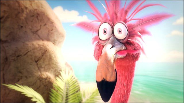 Pink Troubles - Animated Short Film Trailer.  Head over to: http://www.parasol-island.com/flamingo for more infos!