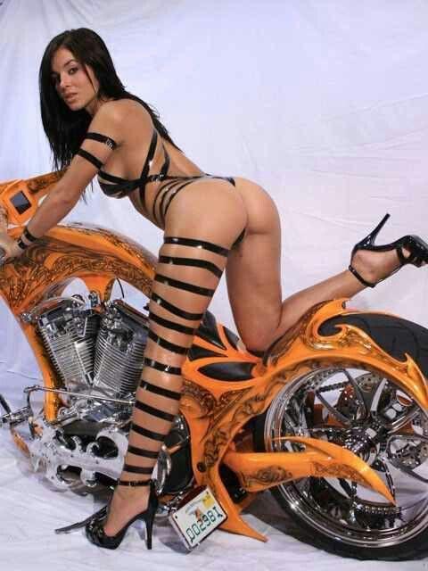 Message Half naked biker chicks opinion