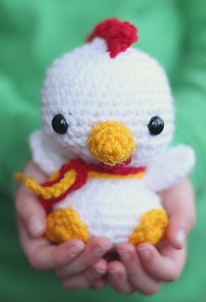 Baby Rooster 2017 Year Of The Rooster Crochet Pattern Round Up By