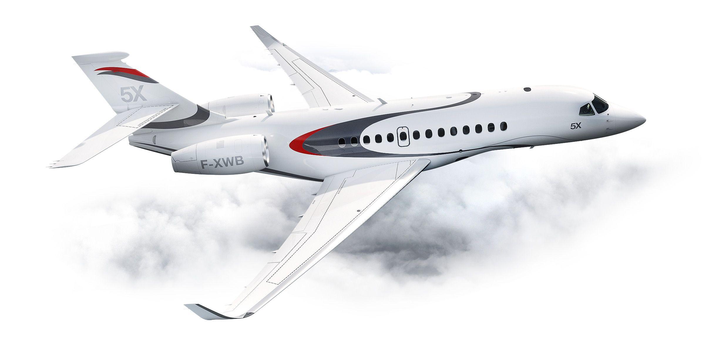 Dassault Falcon 5X | Exquisite Air Charter | Aircraft