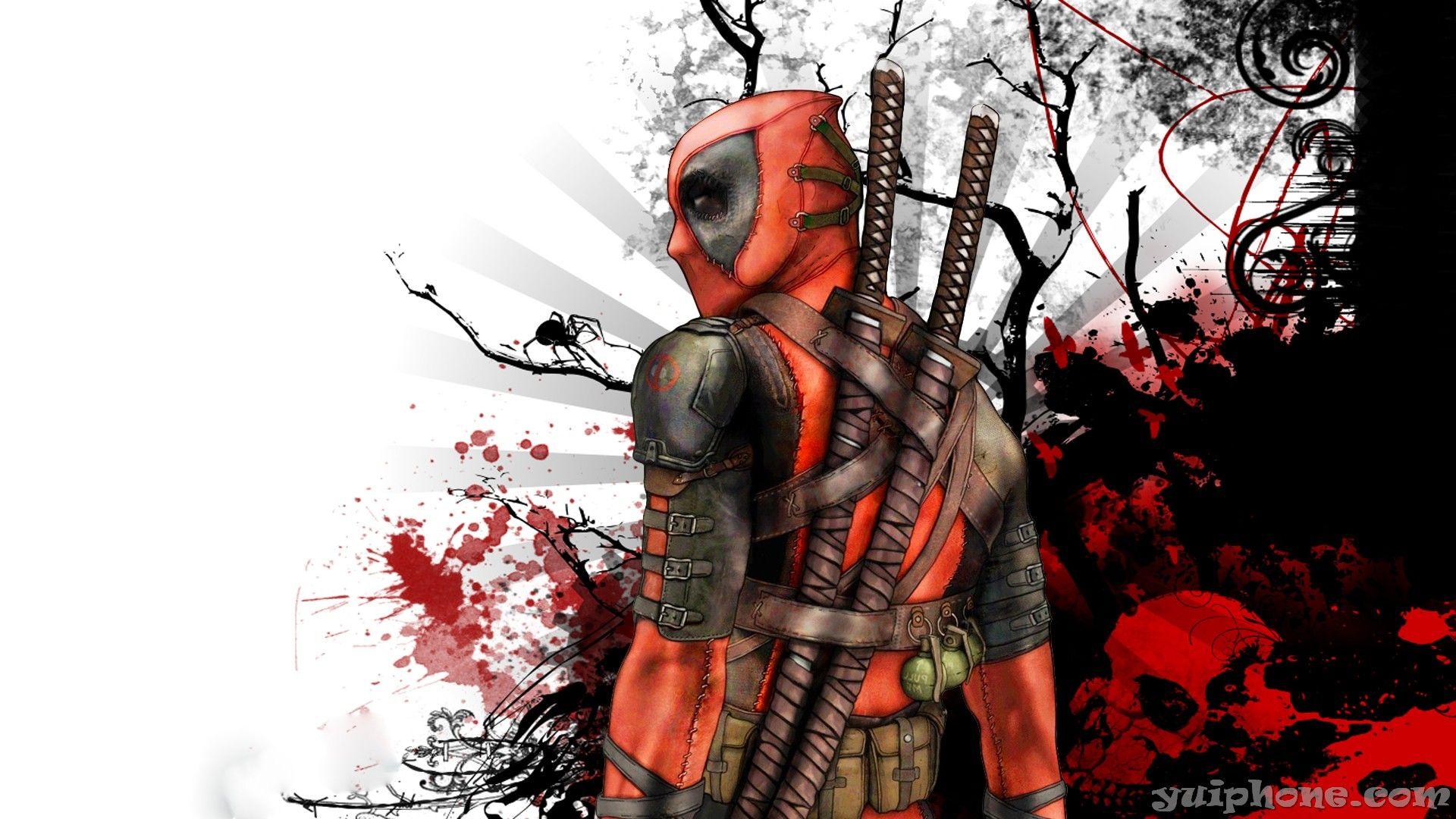 Deadpool Vs Deathstroke Deadpool Wallpaper Deadpool Wallpaper Desktop Deadpool Hd Wallpaper